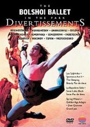 Bolshoi Ballet in the Park: Divertisements Online DVD Rental