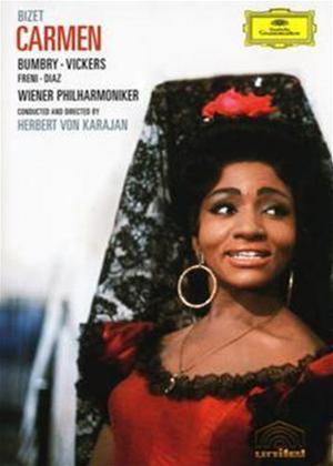 Bizet: Carmen: Herbert Von Karajan Online DVD Rental