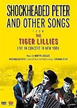Rent The Tiger Lillies: Shockheaded Peter Online DVD Rental