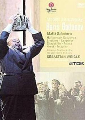 Rent Mussorgsky: Boris Godunov: Gran Teatre del Liceu Barcelona Online DVD Rental