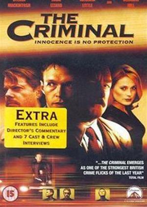 The Criminal Online DVD Rental