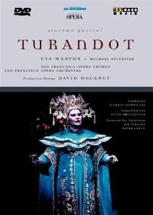 Rent Puccini: Turandot: San Francisco Online DVD Rental