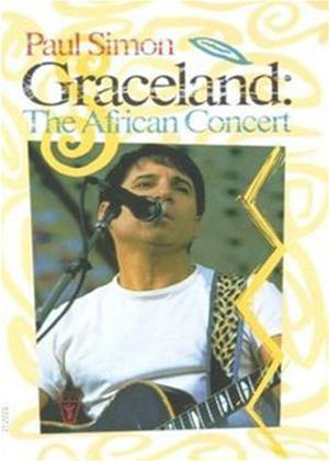 Paul Simon: Graceland: The African Concert Online DVD Rental