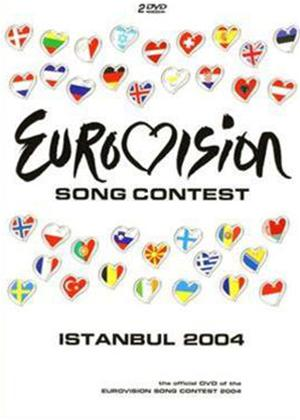 Rent Eurovision Song Contest 2004: Istanbul Online DVD Rental