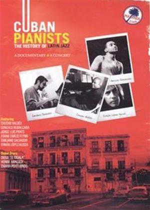 Cuban Pianists: History of Latin Jazz Online DVD Rental