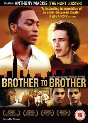 Brother to Brother Online DVD Rental