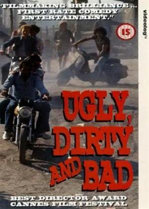 Ugly, Dirty and Bad Online DVD Rental