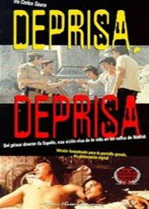 Rent Fast, Fast (aka Deprisa, deprisa) Online DVD Rental