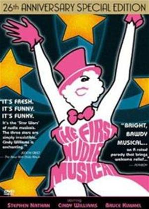 The First Nudie Musical Online DVD Rental