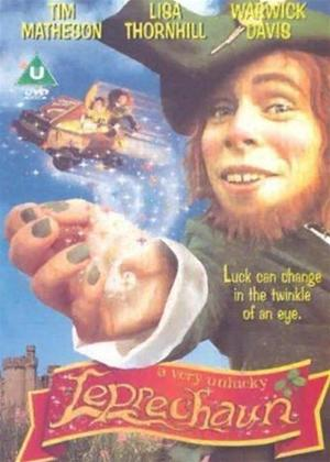 Very Unlucky Leprechaun Online DVD Rental