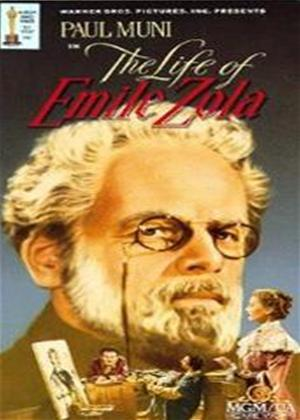 The Life of Emile Zola Online DVD Rental