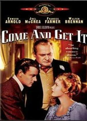 Come and Get It Online DVD Rental