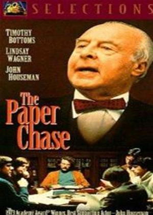 Paper Chase Online DVD Rental