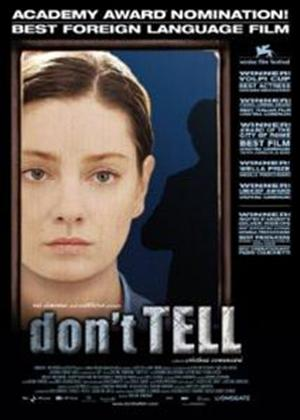 Don't Tell Online DVD Rental