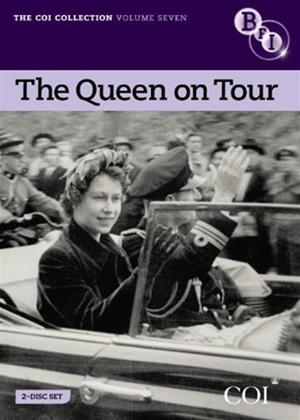 CO17: The Queen on Tour Online DVD Rental