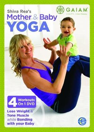 Rent Gaiam Mother and Baby Yoga Online DVD Rental