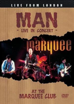 Man: Live at the Marquee Club Online DVD Rental