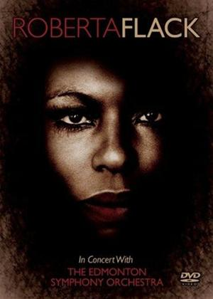 Roberta Flack: In Concert with the Edmonton Symphony Orchestra Online DVD Rental