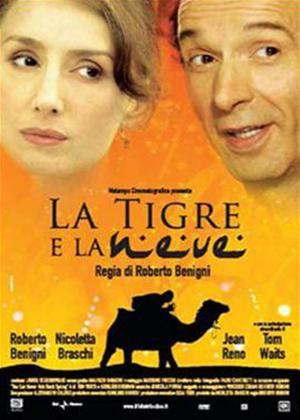 The Tiger and the Snow Online DVD Rental