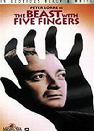 The Beast with Five Fingers Online DVD Rental