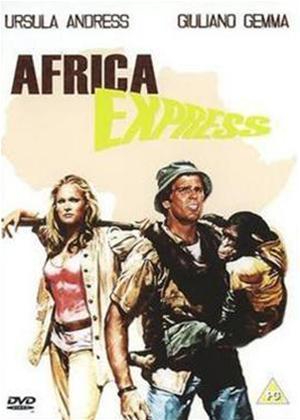 Africa Express Online DVD Rental