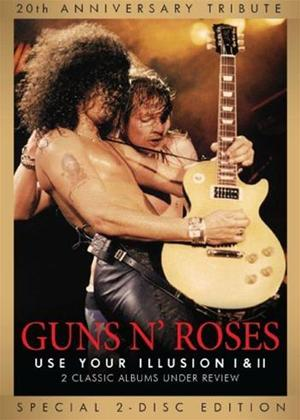 Guns 'N' Roses: Use Your Illusion I and II Online DVD Rental