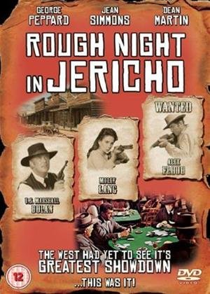 Rough Night in Jericho Online DVD Rental