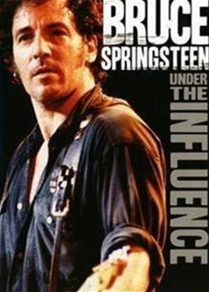 Rent Bruce Springsteen: Under the Influence Online DVD Rental