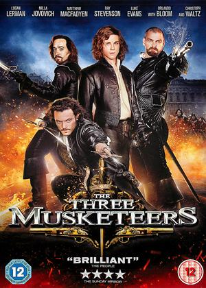 The Three Musketeers Online DVD Rental