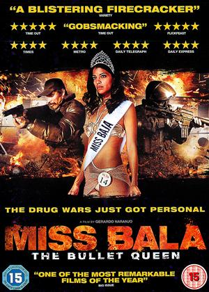 Miss Bala Online DVD Rental