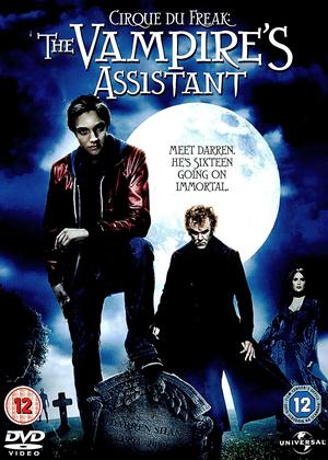 Cirque Du Freak: The Vampire's Assistant Online DVD Rental