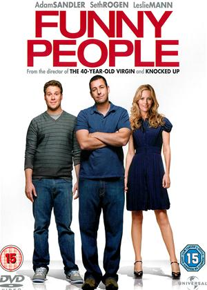 Funny People Online DVD Rental