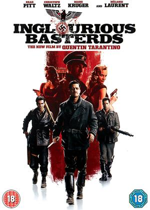 Inglourious Basterds Online DVD Rental