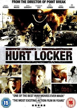 The Hurt Locker Online DVD Rental