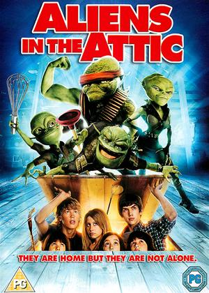 Aliens in the Attic Online DVD Rental