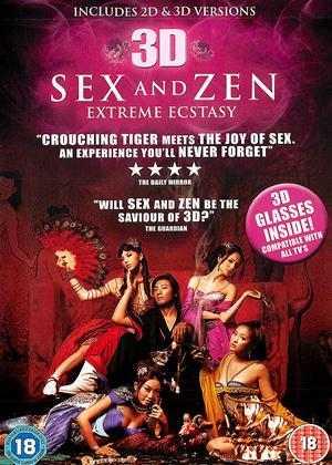Sex and Zen: Extreme Ecstasy Online DVD Rental