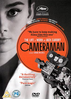 Cameraman: The Life and Work of Jack Cardiff Online DVD Rental