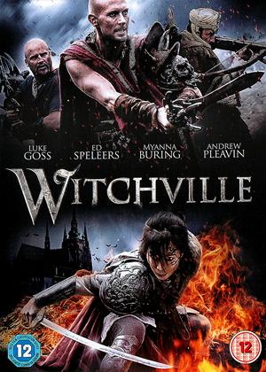 Witchville Online DVD Rental