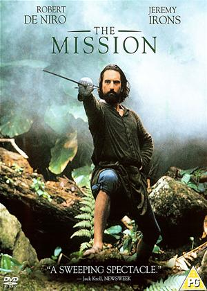 The Mission Online DVD Rental
