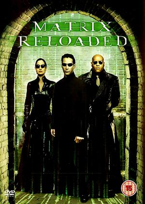 Rent The Matrix Reloaded Online DVD Rental