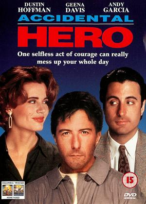 Accidental Hero Online DVD Rental