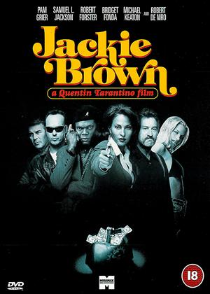 Jackie Brown Online DVD Rental