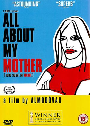 Rent All About My Mother (aka Todo sobre mi madre) Online DVD Rental