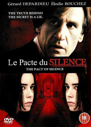 Le Pacte Du Silence Online DVD Rental