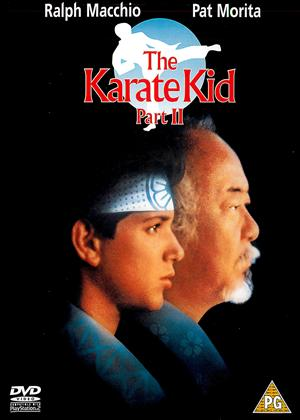 The Karate Kid 2 Online DVD Rental