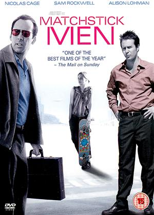 Matchstick Men Online DVD Rental