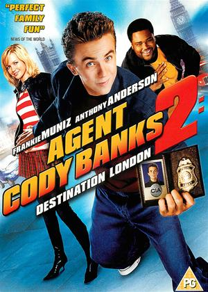 Rent Agent Cody Banks 2: Destination London Online DVD Rental