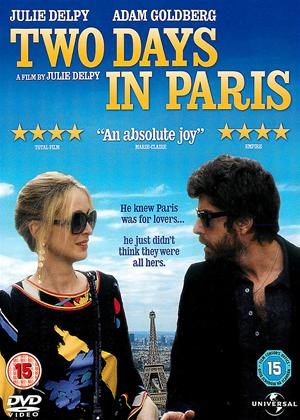 2 Days in Paris Online DVD Rental