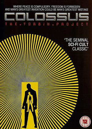 Rent Colossus: The Forbin Project Online DVD Rental
