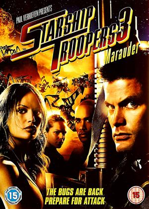 Rent Starship Troopers 3: Marauder Online DVD Rental